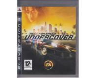 Need for Speed : Undercover (PS3)
