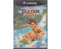 Tarzan Freeride u. manual (GameCube)