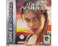 Tomb Raider Legend m. kasse og manual (forseglet)