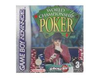 World Championship Poker m. kasse og manual (forseglet) (GBA)