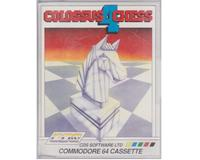 Colossus Chess 4.0 (bånd) (Commodore 64)