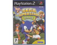 Sega Superstars Tennis u. manual