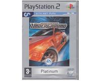 Need for Speed : Underground (platinum) u. manual (PS2)