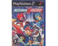 Megaman X : Command Mission (forseglet)