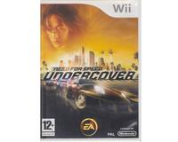 Need for Speed : Undercover (Wii)
