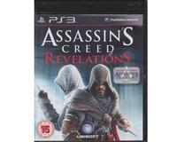 Assassins's Creed : Revelations (PS3)