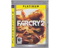 Far Cry 2 (platinum) (PS3)