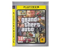 Grand Theft Auto IV (platinum)