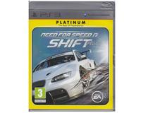 Need for Speed : Shift (platinum)