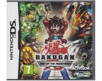 Bakugan : Rise of the Resistance (Nintendo DS)