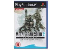 Metal Gear Solid 2 : Substance (PS2)