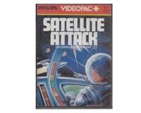 #34+ Satellite Attack m. kasse og manual