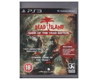 Dead Island (game of the year edition) (PS3)