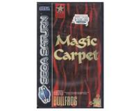 Magic Carpet m. kasse og manual (Saturn)