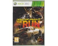 Need for Speed : The Run (Xbox 360)