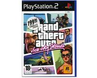 Grand Theft Auto : Vice City Stories u. manual