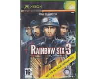 Rainbow Six 3 (promotional copy)  u. manual