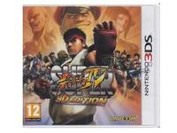 Super Street Fighter IV 3D Edition (3DS)