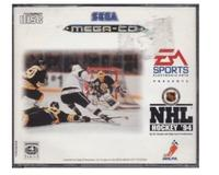 NHL Hockey 94 (Mega-CD) m. kasse og manual