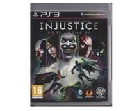 Injustice : Gods Among Us (PS3)