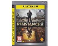Resistance 2 (platinum) (PS3)
