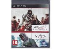 Assassin's Creed / Assassin's Creed II (PS3)