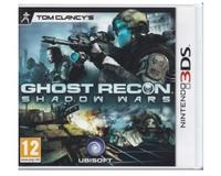 Ghost Recon : Shadow Wars (3DS)