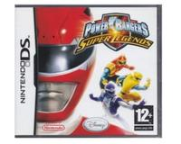 Power Rangers : Super Legends (Nintendo DS)