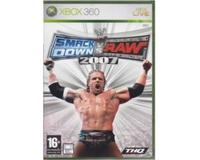 Smackdown vs Raw 2007 (Xbox 360)