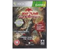 Dead Island (game of the year edition) (Xbox 360)