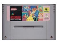 Beauty and the Beast (SNES)