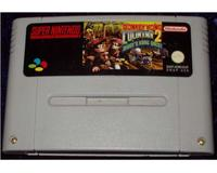 Donkey Kong Country 2 (SNES)