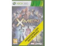 X-men Destiny u. manual (promotional copy) (Xbox 360)