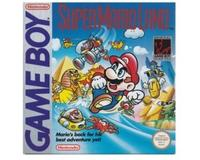 Super Mario Land (GB) m. kasse og manual (ukv)
