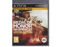 Medal of Honor : Warfighter (limited edition)