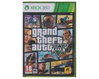 Grand Theft Auto V (GTA 5) u. manual (Xbox 360)