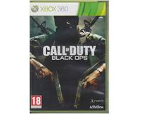Call of Duty : Black Ops u. manual (Xbox 360)