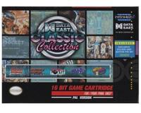 Data East Classic Collection m. kasse og manual (ny vare) (SNES)