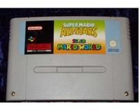 Super Mario All Stars / Super Mario World (SNES)