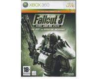 Fallout 3 : Game Add-on Pack : The Pitt and operation: Anchorage (Xbox 360)