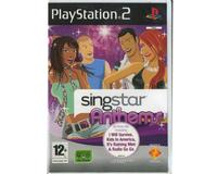 Singstar : Anthems u. manual (PS2)