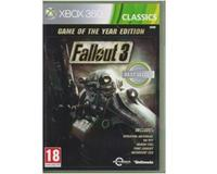 Fallout 3 (Game of the Year Edition) (classics)