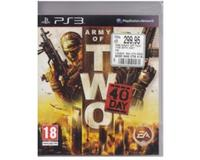 Army of Two : 40 Days (PS3)