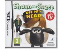 Shaun the Sheep : Off His Head (Nintendo DS)