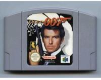 007 : Golden Eye (N64)