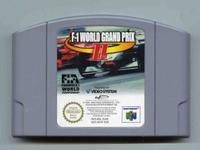 F-1 World Grand Prix II (N64)