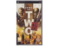 Army of Two : The 40th Day (PSP)