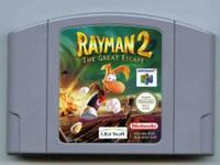 Rayman 2 : The Great Escape (N64)