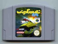 Wipeout 64 (N64)