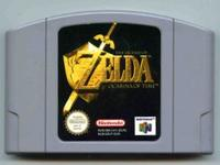 Zelda, The Legend of : Ocarina of Time (N64)